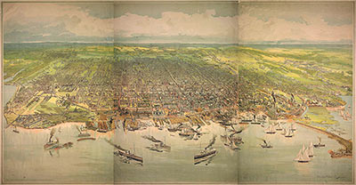 vintage-illustrated-waterfront-map-of-toronto-400