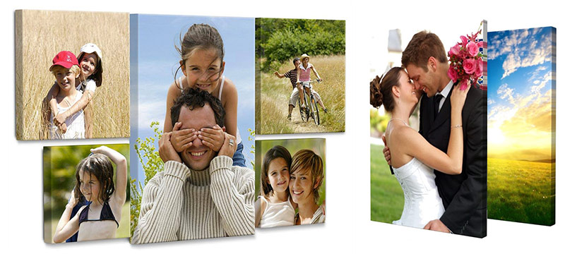 Print Your Photos on Canvas