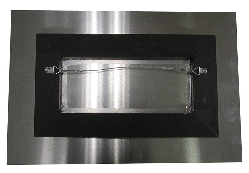 Printing on Aluminum Sub-frame