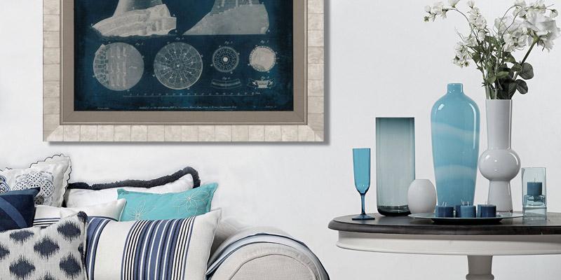 Jepara Unique Wood Picture Frame